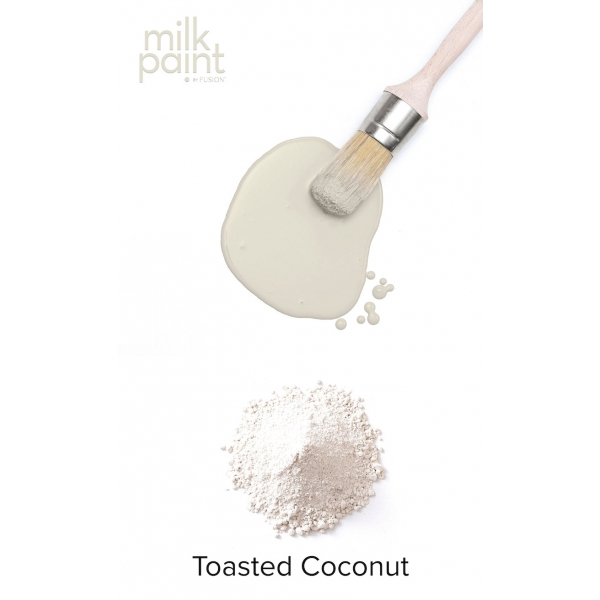 FUSION™ MILK PAINT Toasted Coconut