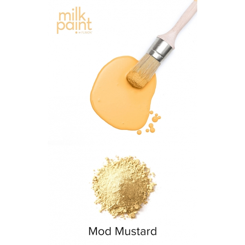 FUSION™ MILK PAINT Mod Mustard