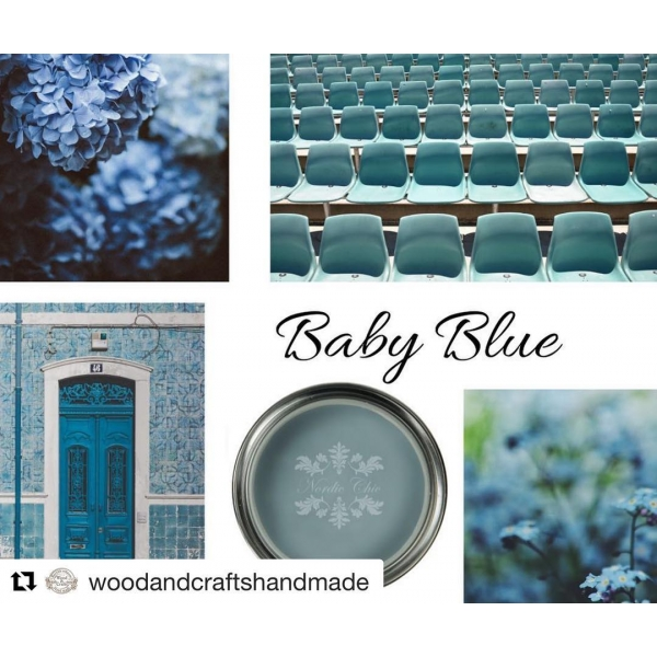 Nordic Chic Baby blue
