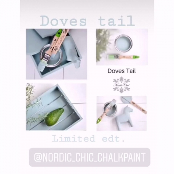 Nordic Chic Doves Tail Ltd