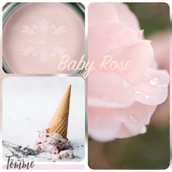 Nordic Chic Baby rose