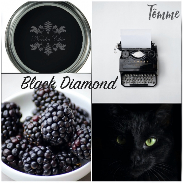 Nordic Chic Black Diamond