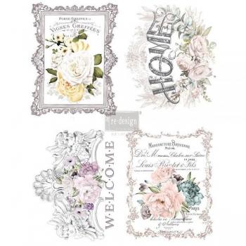 Siirdepilt Floral Home