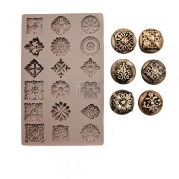 Silikoonvorm Curio Trinkets