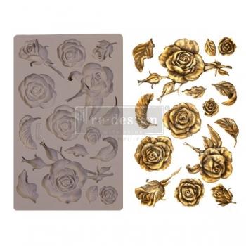 Silikoonvorm Fragrant Roses