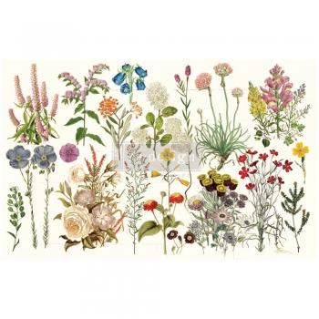 Redesign with Prima dekupaaźipaber Wild Herbs
