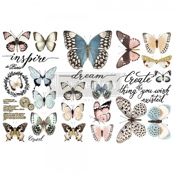 Redesign with Prima siirdepilt Papillon Collection