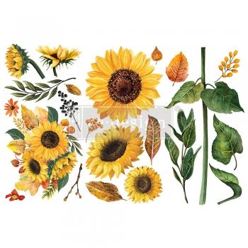Redesign with Prima siirdepilt Sunflower Afternoon