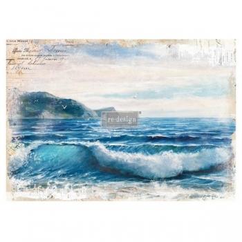 Siirdepilt Blue wave