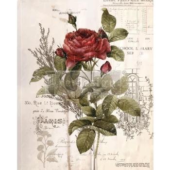 Siirdepilt Botanical Rose