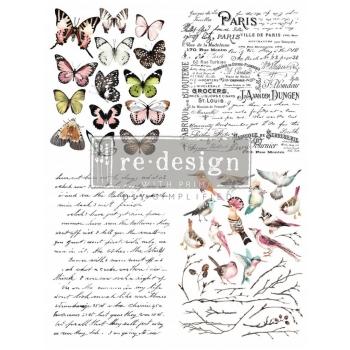 Siirdepilt Parisian Butterflies