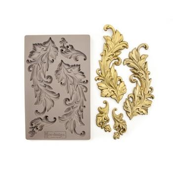 Redesign with Prima silikoonvorm Baroque Swirls