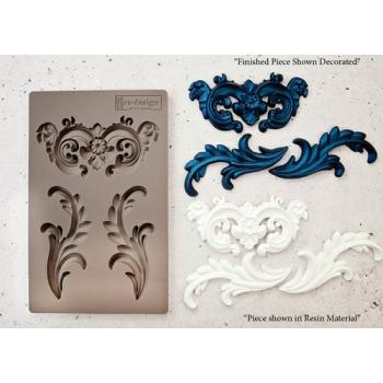 Redesign with Prima silikoonvorm Everleigh Flourish