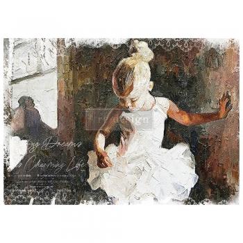 RE·DESIGN WITH PRIMA® dekupaaźipaber Dancer