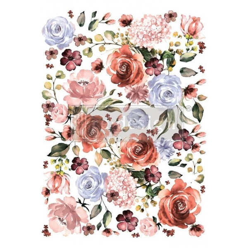 Redesign with Prima siirdepilt Rose & Rouge