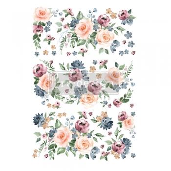 Redesign with Prima siirdepilt Watercolor Bloom