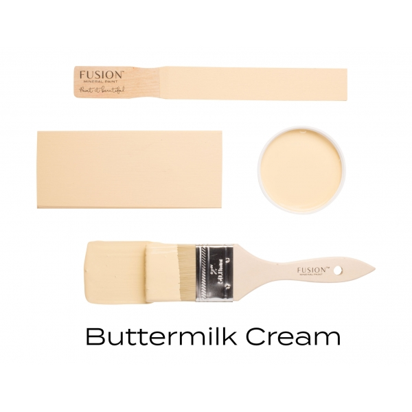FUSION™ MINERAL PAINT Buttermilk Cream