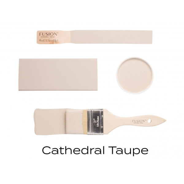 FUSION™ MINERAL PAINT Cathedral Taupe