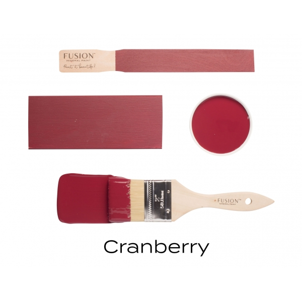 FUSION™ MINERAL PAINT Cranberry