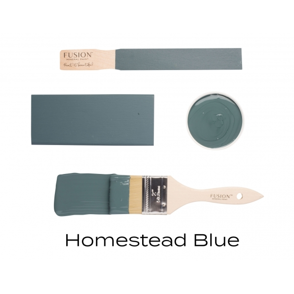 FUSION™ MINERAL PAINT Homestead Blue