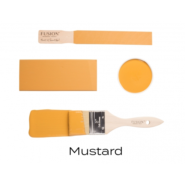 FUSION™ MINERAL PAINTMustard