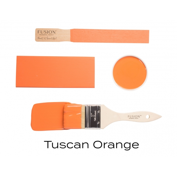 FUSION™ MINERAL PAINT Tuscan Orange