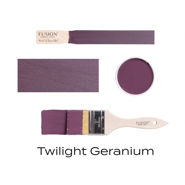 FUSION™ MINERAL PAINT Twilight Geranium