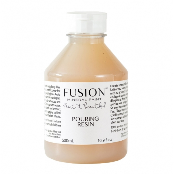 FUSION™ MINERAL PAINT Pouring Resin