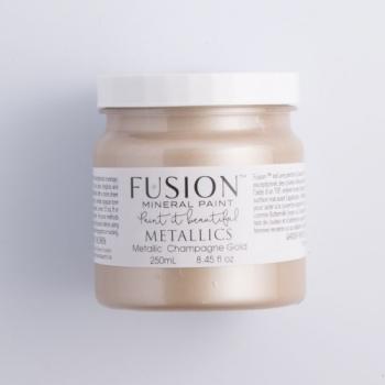 Fusion metallikvärv Champagne gold