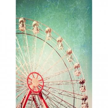 MINT dekupaaźipaber Ferris Wheel