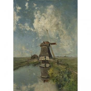MINT dekupaaźipaber Windmill