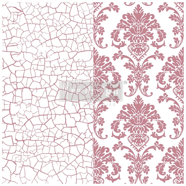 Redesign with Prima tempel Imperial crackle