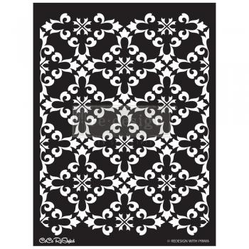 Redesign with Prima śabloon Gothic Trellis