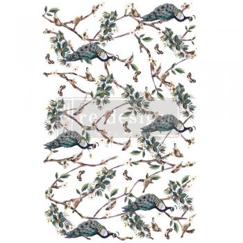 Redesign with Prima siirdepilt Avian Sanctuary
