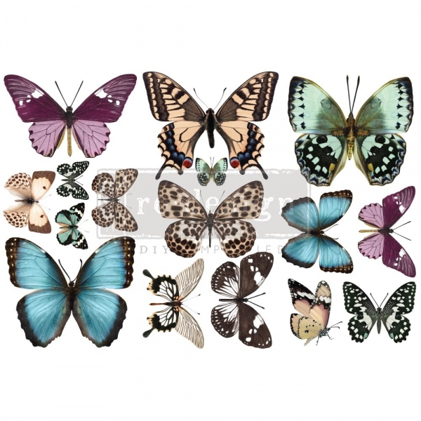 Redesign with Prima siirdepilt Butterfly