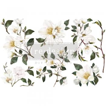 Redesign with Prima siirdepilt White magnolia