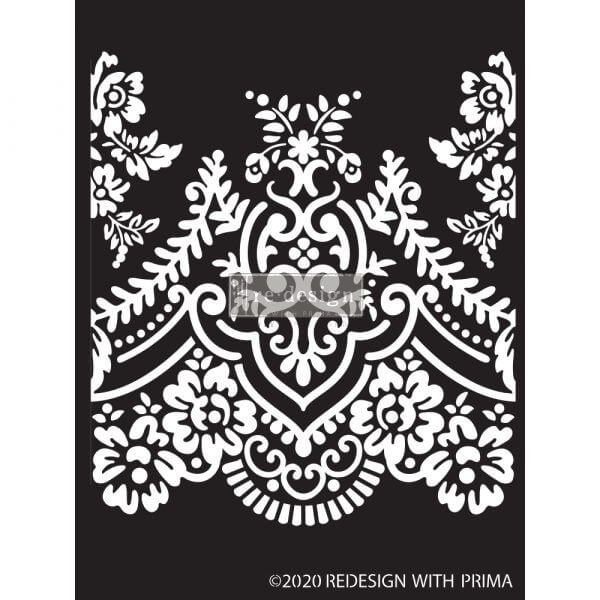 Redesign with Prima śabloon Elegant Lace