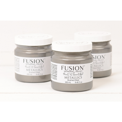 Fusion metallikvärv Brushed Steel